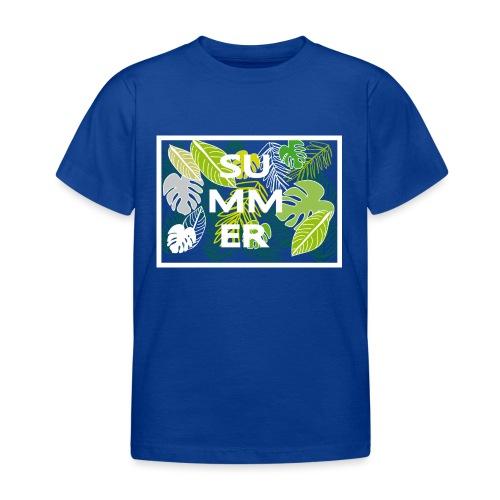 Summer - Sommer - Kinder T-Shirt