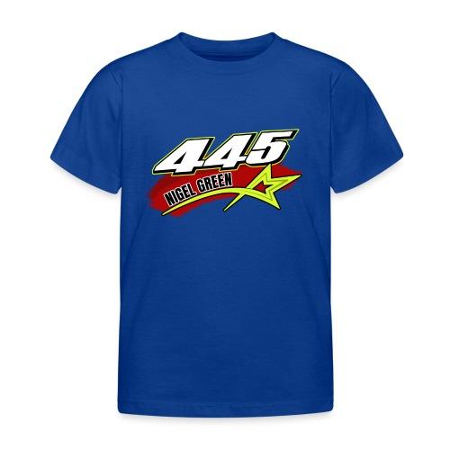 445 Nigel Green Brisca 2019 - Kids' T-Shirt
