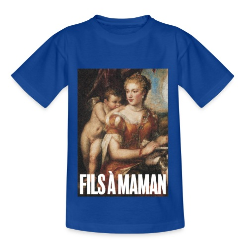 Fils à maman - T-shirt Enfant