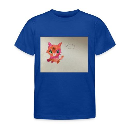 Little pet shop fox cat - Kids' T-Shirt