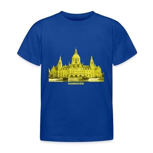 Hannover Rathaus Niedersachsen - Kinder T-Shirt
