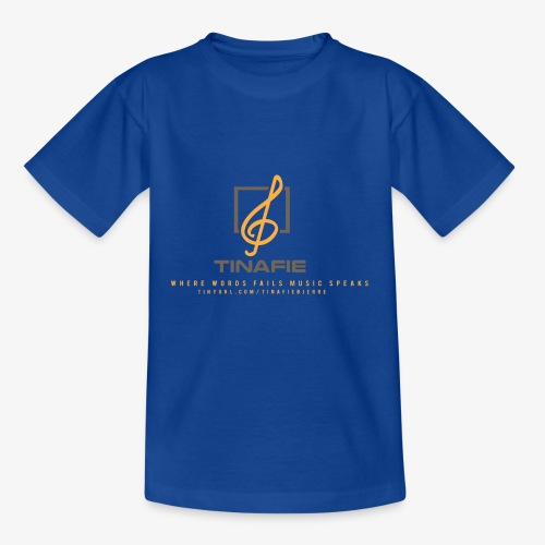 Where Words fails Music speaks!!! - Børne-T-shirt