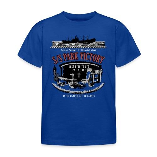 PARK VICTORY LAIVA - Tekstiilit ja lahjatuotteet - Lasten t-paita