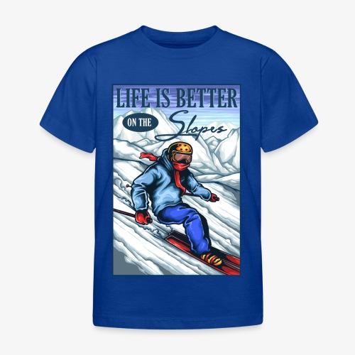 Ski Life - T-shirt Enfant