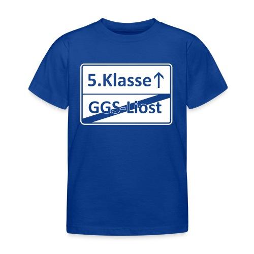 GGSLi Ost Abschieds Tshirt - Kinder T-Shirt