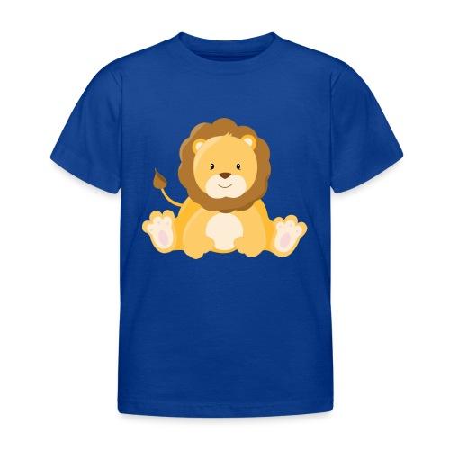 SAFARI Löwe - Kinder T-Shirt