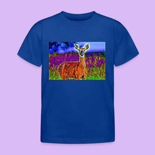 Cerbiatto con magici effetti - Maglietta per bambini