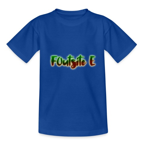 F0utsite E (HALLOWEEN Edition) - T-shirt barn
