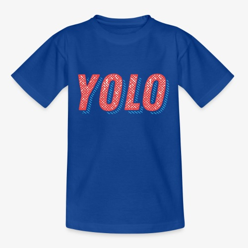 Yolo - Koszulka dziecięca