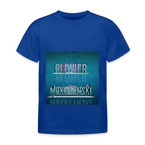 Kids Oliwier Mokrzynski - Kids' T-Shirt