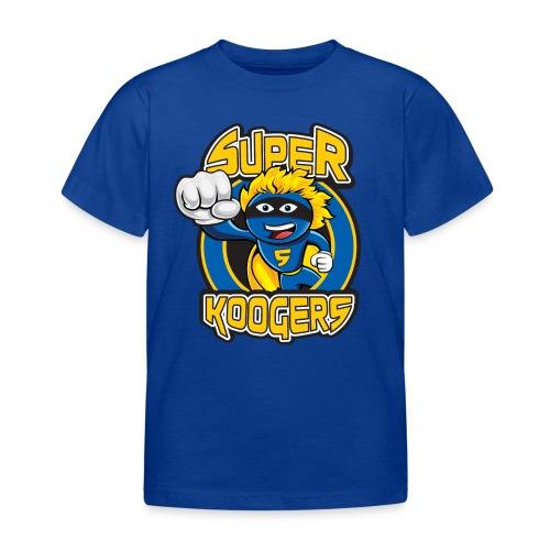 superkooger kleur - Kinderen T-shirt