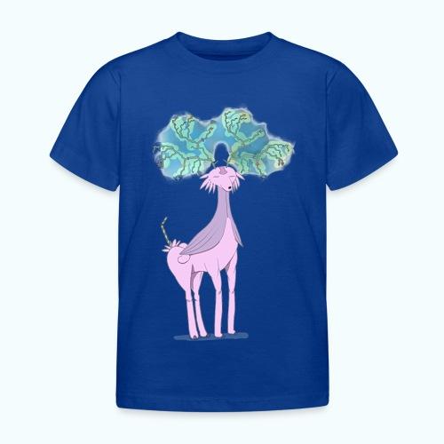 Multi Horn No Unicorn - Kids' T-Shirt
