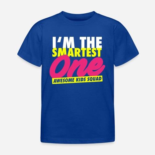 OmaAdele - Smart Kid - Kinder T-Shirt