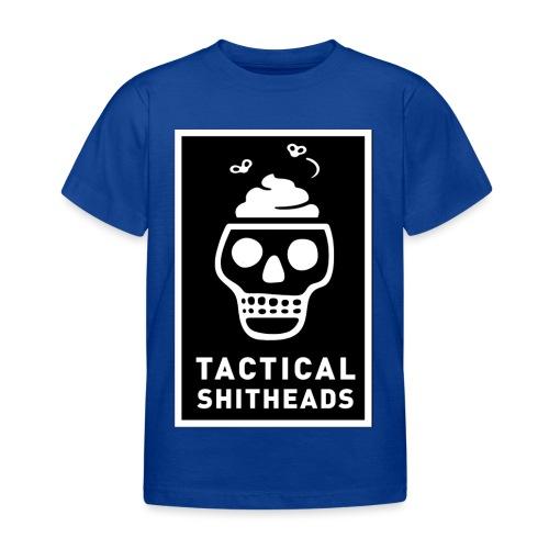 Tacshit Shitheadskull - Kinder T-Shirt