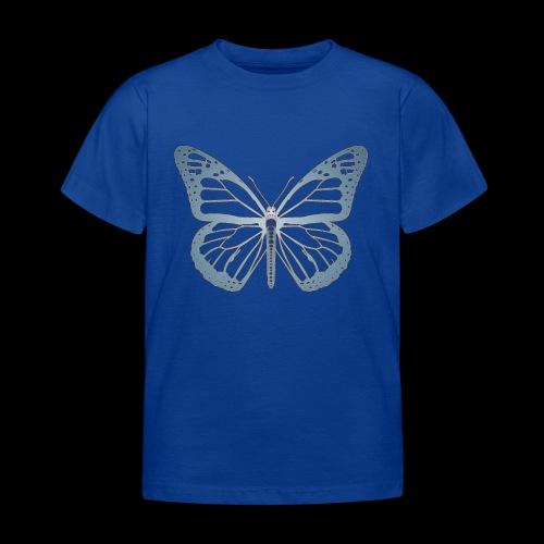 D05 Monarch Butterfly Negative Dream - Camiseta niño