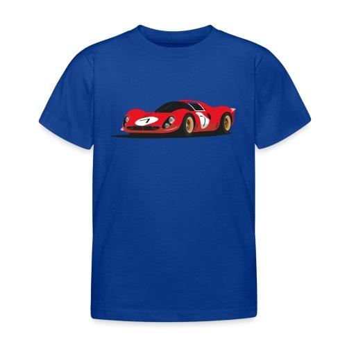 Illustration of a legend - Kinder T-Shirt