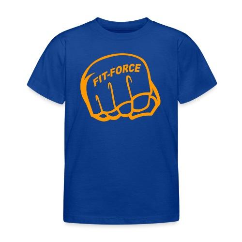 Fit-Force vuist - T-shirt Enfant