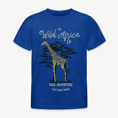 Girafe - T-shirt Enfant