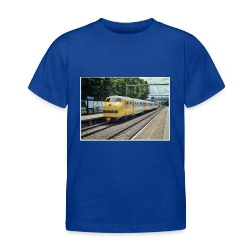 Museumtrein in Breda Prinsenbeek. - Kinderen T-shirt