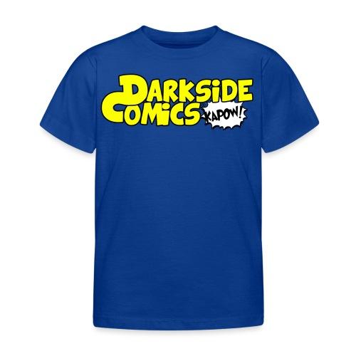 Darkside Comics Full Logo Kids - Kids' T-Shirt