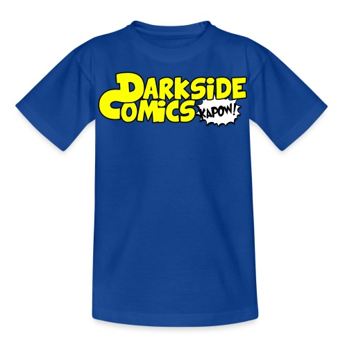 Darkside Comics Full Logo Kids - Kids' T-Shirt