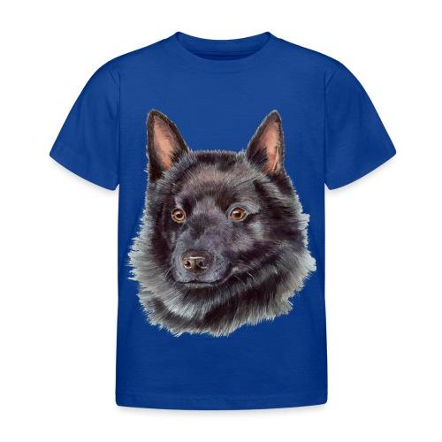 schipperke - M - Børne-T-shirt