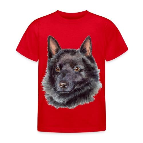 schipperke - akv - Børne-T-shirt