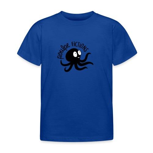 POULPE FICTION - T-shirt Enfant