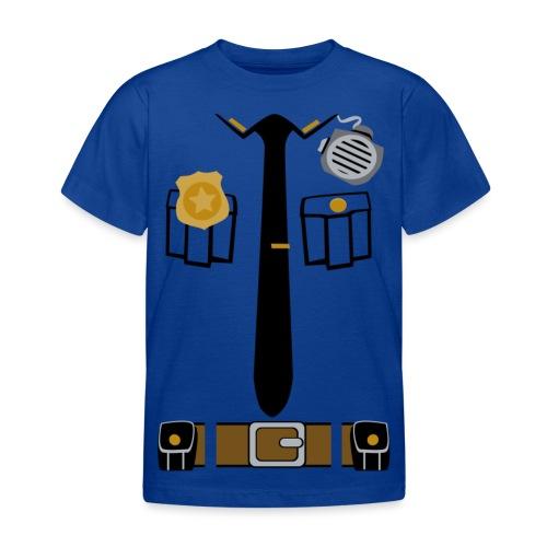 Police Patrol Costume - Kids' T-Shirt