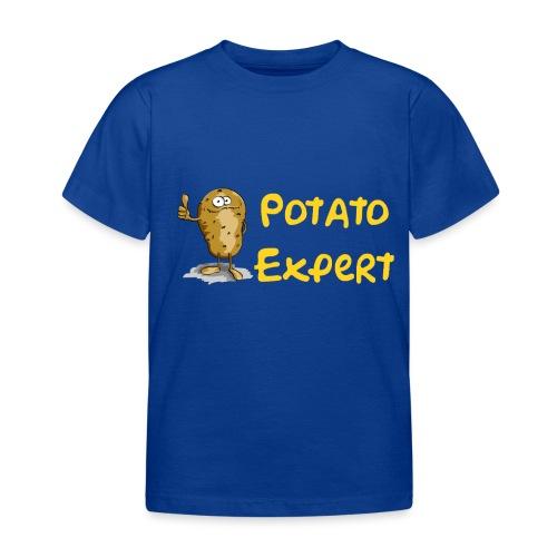 SMT potato expert - Maglietta per bambini