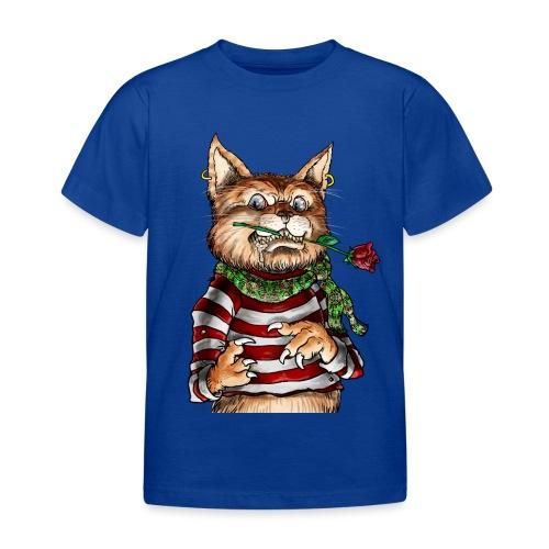 T-shirt - Crazy Cat - T-shirt Enfant