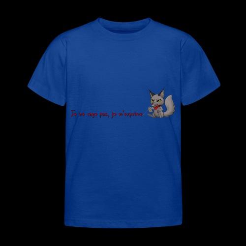 RavenWolfire Design - T-shirt Enfant
