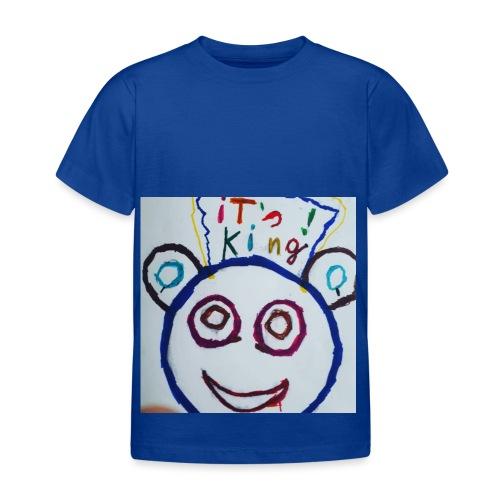 de panda beer - Kinderen T-shirt