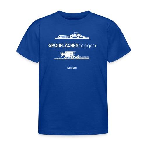 Großflächendesigner - Kinder T-Shirt