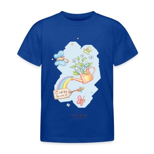 T-shirt bébé Mafamillamoi - T-shirt Enfant