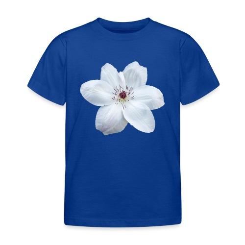 Jalokärhö, valkoinen - Lasten t-paita