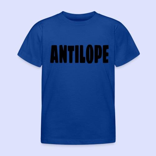 Antilope 001 - Kinderen T-shirt