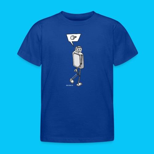Dat Robot: Nerd Flirt Men - Kinderen T-shirt