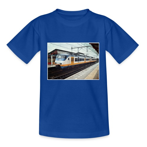 Sprinter in Almere Parkwijk - Kinderen T-shirt