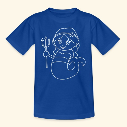 little mermaid - Kids' T-Shirt