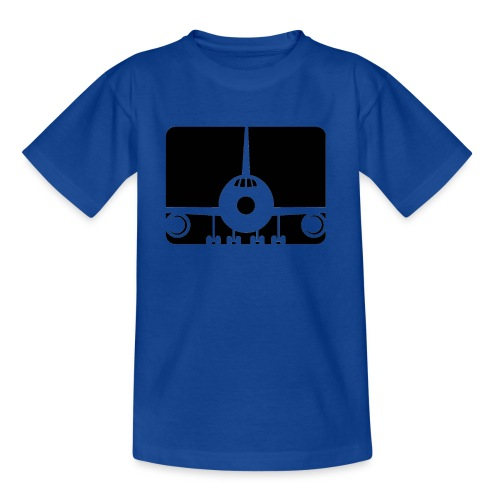 Flugzeug - Kinder T-Shirt
