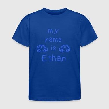 ETHAN MITT NAMN ÄR - T-shirt barn