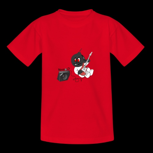 logo guitar - T-shirt Enfant