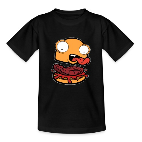 Crazy Burger - Camiseta niño