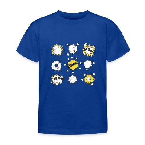 Astonishing explosion - Kids' T-Shirt