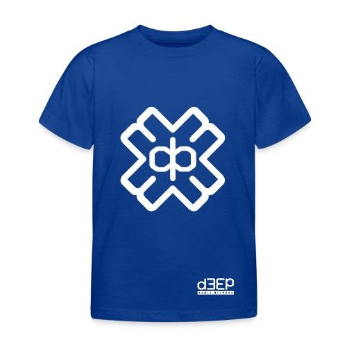 July D3EP Blue Tee - Kids' T-Shirt