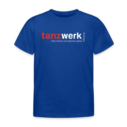 Tanzwerk - Premium Edition - Kinder T-Shirt