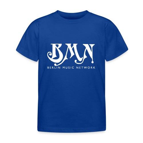bmn ercan 1white - Kinder T-Shirt