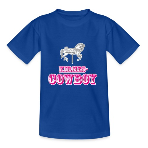 Kirmescowboy - Kinder T-Shirt