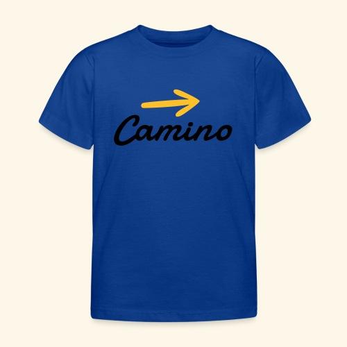 Camino, Follow the way - Camiseta niño